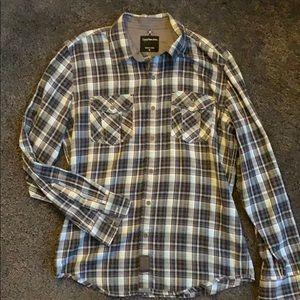 Calvin Klein Jeans plaid shirt. Medium.